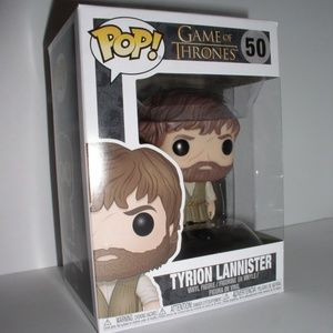 Funko Pop  Game of Thrones  Tyrion Lannister #50